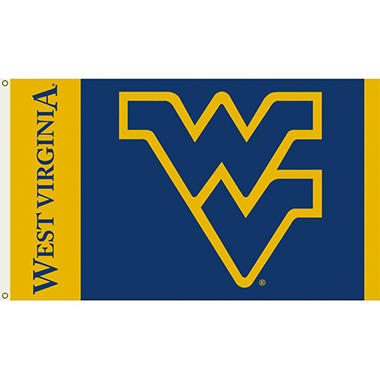 NCAA West Virginia Mountianeers - 3' x 5' Flag