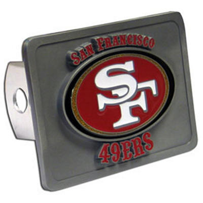 NFL San Francisco 49er's Hitch Cover