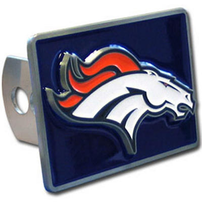 NFL Denver Broncos Hitch Cover