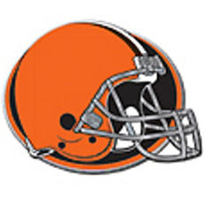 NFL Cleveland Browns Hitch Cover