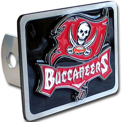 NFL Tampa Bay Buccaneers Hitch Cover