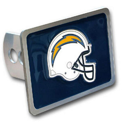 NFL San Diego Chargers Hitch Cover