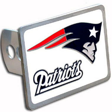 NFL New England Patriots Hitch Cover