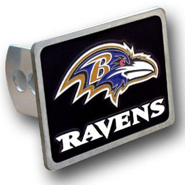 NFL Baltimore Ravens Hitch Cover (Save Now)