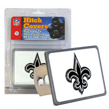 NFL New Orleans Saints Hitch Cover