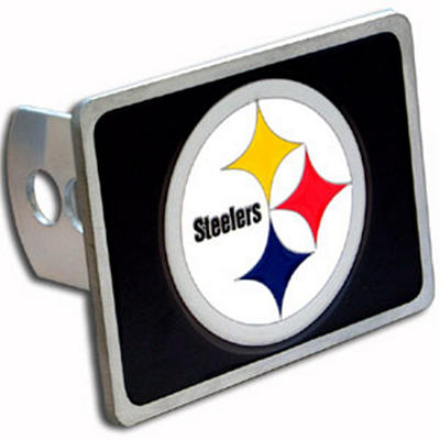 NFL Pittsburgh Steelers Hitch Cover
