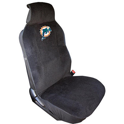 NFL Miami Dolphins Seat Cover
