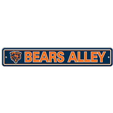 NFL Chicago Bears Street Sign