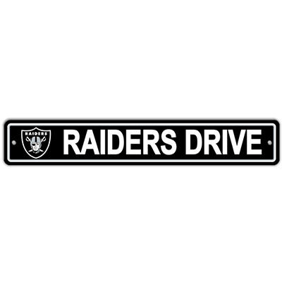 NFL Oakland Raiders Street Sign