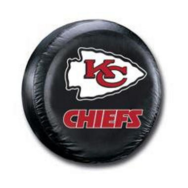 NFL Kansas City Chiefs Tire Cover