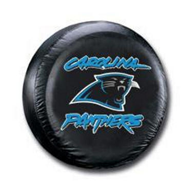NFL Carolina Panthers Tire Cover