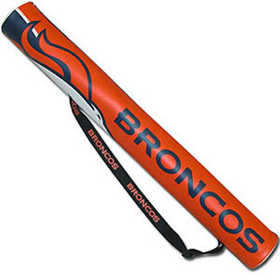 NFL Denver Broncos Tube Cooler