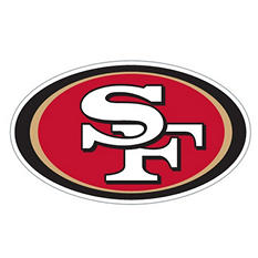 NFL San Francisco 49ers Window Film