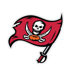 NFL Tampa Bay Buccaneers Window Film