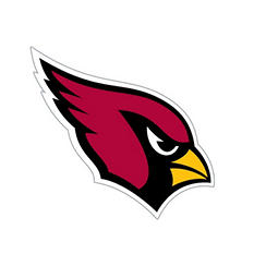 NFL Arizona Cardinals Window Film