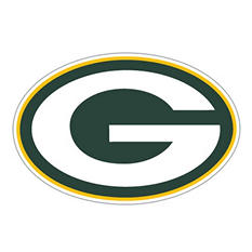 NFL Green Bay Packers Window Film