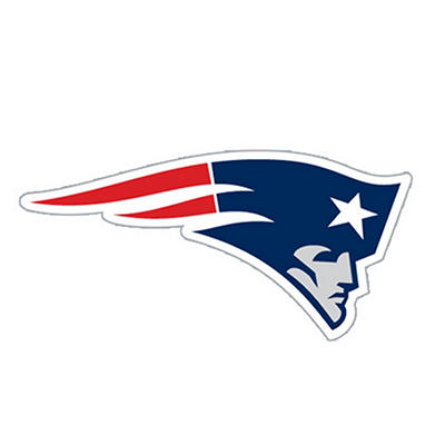 NFL New England Patriots Window Film