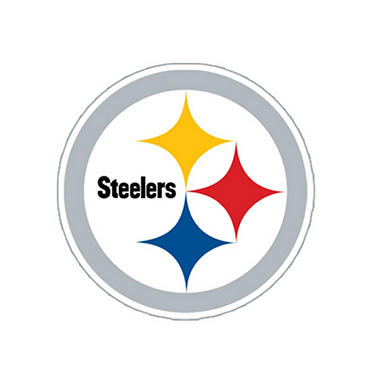NFL Pittsburgh Steelers Window Film