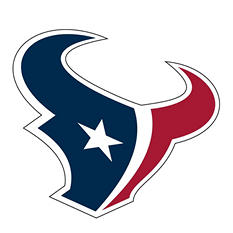 NFL Houston Texans Window Film