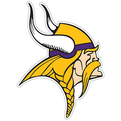NFL Minnesota Vikings Window Film