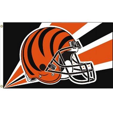 NFL Cincinnati Bengals 3' x 5' Flag
