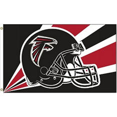 NFL Atlanta Falcons 3' x 5' Flag