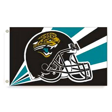 NFL Jacksonville Jaguars 3' x 5' Flag
