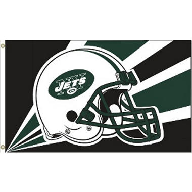 NFL New York Jets 3' x 5' Flag