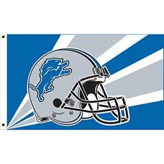 NFL Detroit Lions 3' x 5' Flag
