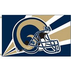 NFL St. Louis Rams 3' x 5' Flag