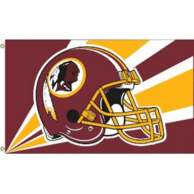 NFL Washington Redskins 3' x 5' Flag