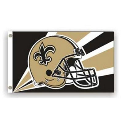 NFL New Orleans Saints 3' x 5' Flag