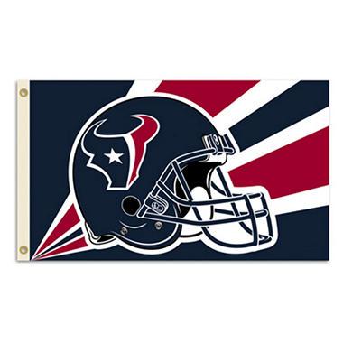 NFL Houston Texans 3' x 5' Flag