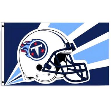 NFL Tennesse Titans 3' x 5' Flag
