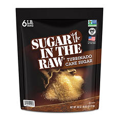 Sugar in the Raw - 6 lb.