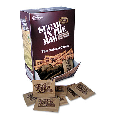 Sugar in the Raw® Packets - 200 Ct.