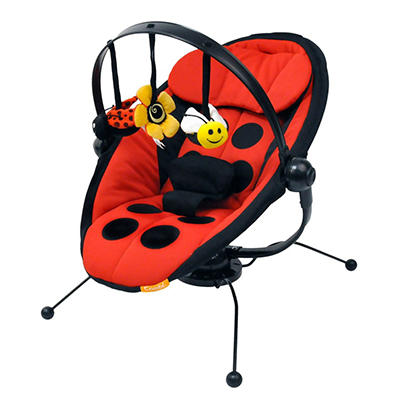 Combi Pod Bouncer, Lady Bug