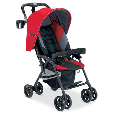 Combi Cosmo Stroller, Red