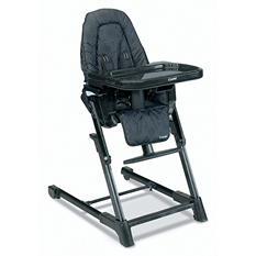Combi High Chair, Black