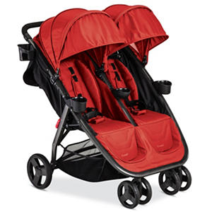 Combi Fold N Go Double Stroller (Choose Color)