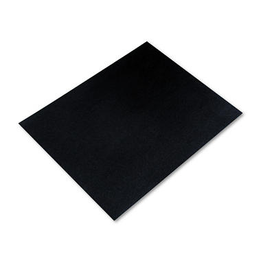Pacon�Colored 4-ply Poster Board - Black