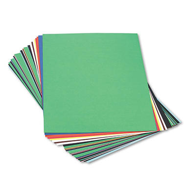 Pacon - Peacock Sulphite Construction Paper