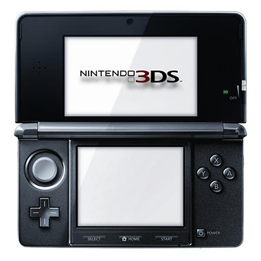 Nintendo 3DS - Black