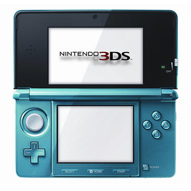 Nintendo 3DS - Blue