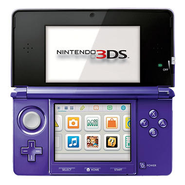Nintendo 3DS - Midnight Purple