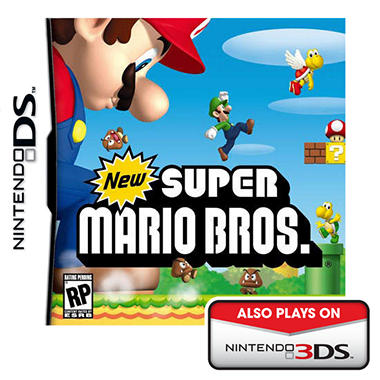 Super Mario Bros. - NDS