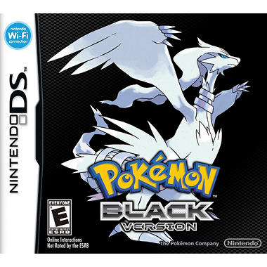 Pokemon Black - NDS
