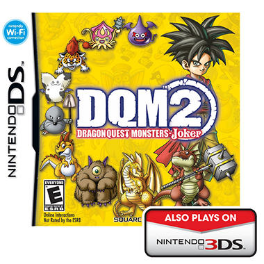 Dragon Quest Monsters: Joker 2 - NDS