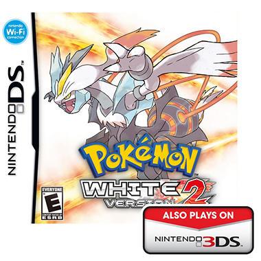 Pokemon White Version 2 - NDS