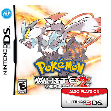 Pokemon White Version 2 - NDS